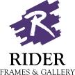Rider Frames & Gallery Logo